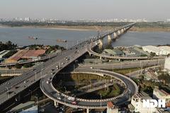 5 cây cầu bắc qua sông Hồng sắp xây dựng