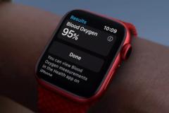 Apple Watch đo nồng độ oxy trong máu làm gì?