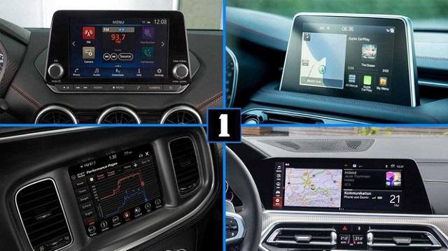 Xe nào có hệ thống giải trí tốt nhất tại Mỹ?