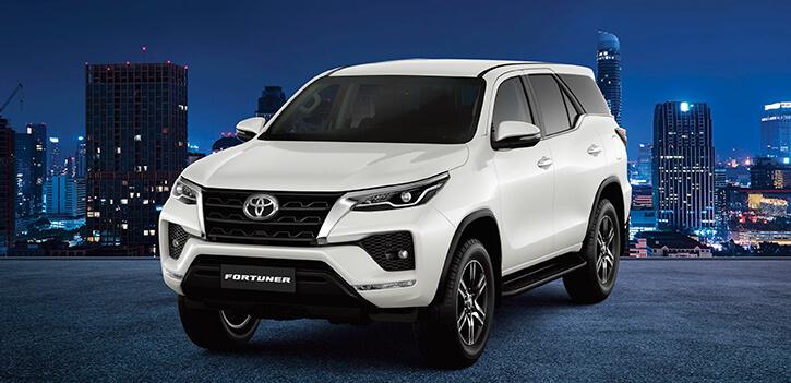Toyota Fortuner 2020 ra mắt, giá từ 995 triệu đồng