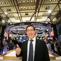 """<p class=""""Normal""""> <strong>7. Larry Xiangdong Chen</strong></p> <p class=""""Normal""""> Tài sản: 11,8 tỷ USD</p> <p class=""""Normal""""> Tăng: 2,4 tỷ USD</p> <p class=""""Normal""""> Quốc gia: Trung Quốc</p> <p class=""""Normal""""> Nguồn tài sản: Công nghệ giáo dục, GSX Techedu (Ảnh: <em>NYSE</em>)</p>"""