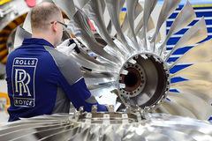 Rolls-Royce Holdings Plc lên kế hoạch huy động 2,5 tỷ bảng Anh