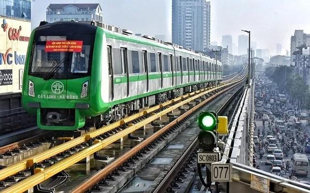 Hà Nội đề xuất chi hơn 65.000 tỷ đồng làm tuyến metro số 5