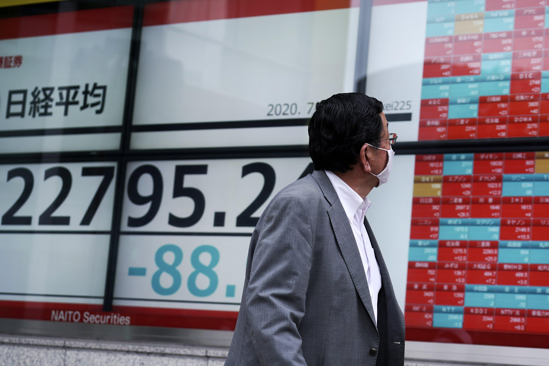 Trung Quốc giữ nguyên lãi suất vay cơ bản, chứng khoán châu Á trái chiều
