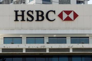 Cổ phiếu HSBC xuống đáy 25 năm