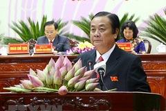Bí thư Đồng Tháp làm Thứ trưởng Bộ Nông nghiệp