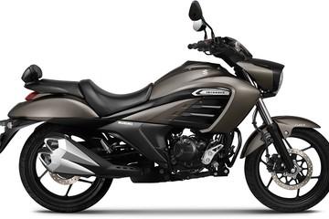 Suzuki Intruder 150 giá gần 90 triệu đồng tại Việt Nam