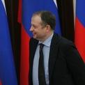 <p> <strong>2. Vladimir Lisin (Tài sản: 20 tỷ USD)</strong>: Phần lớn tài sản của tỷ phú này đến từ cổ phần tại hãng thép lớn nhất nước Nga - Novolipetsk Steel. Ông giữ chức chủ tịch công ty này từ năm 1998. So với năm 2019, tài sản của tỷ phú 64 tuổi giảm 1,35 tỷ USD. Ảnh: <em>Getty Images.</em></p>