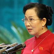 Bà Lê Thị Thuỷ tái cử Bí thư Hà Nam