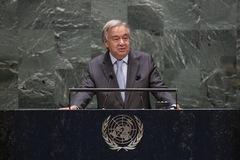 Liên Hợp Quốc cảnh báo 'Chiến tranh Lạnh' Mỹ - Trung