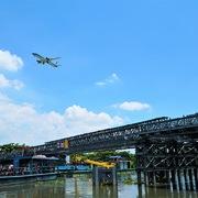 Cầu sắt thay bến phà cuối cùng trong nội thành TP HCM sắp hoàn thành