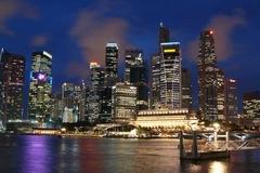 Singapore, Hong Kong là điểm đến 'ưa thích' của giao dịch đáng ngờ tại châu Á