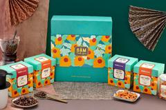 SHIN Cà phê nâng tầm nông sản Việt với bộ sản phẩm quà tặng doanh nghiệp
