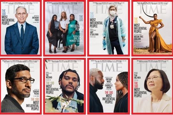 Time công bố 100 nhân vật có ảnh hưởng nhất trên thế giới năm 2020
