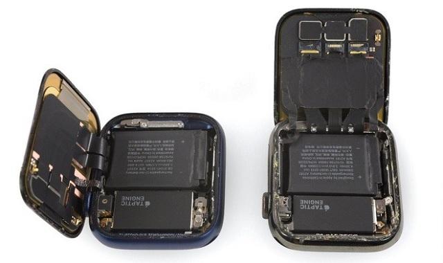 Bên trong Apple Watch Series 6 có gì?