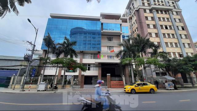 Trụ sở Công ty Xổ số kiến thiết Khánh Hoà ở đường Pasteur, TP Nha Trang.