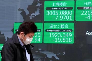 Căng thẳng bán đảo Triều Tiên tái bùng phát, chứng khoán châu Á giảm