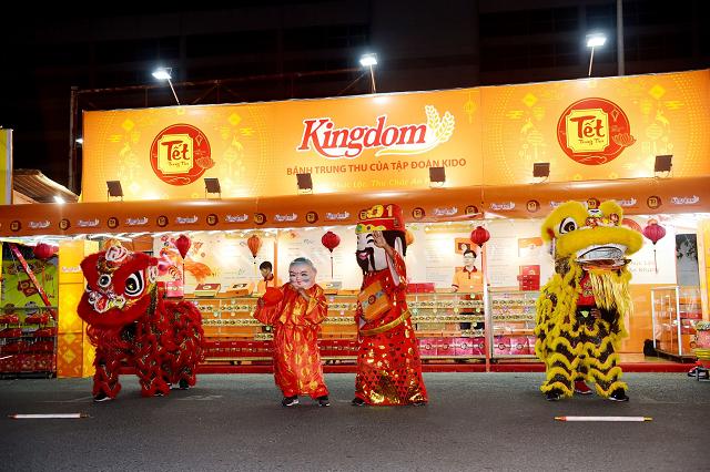 Trở lại mảng bánh và ngành dầu ăn khởi sắc, Kido ước lợi nhuận quý III tăng 141%