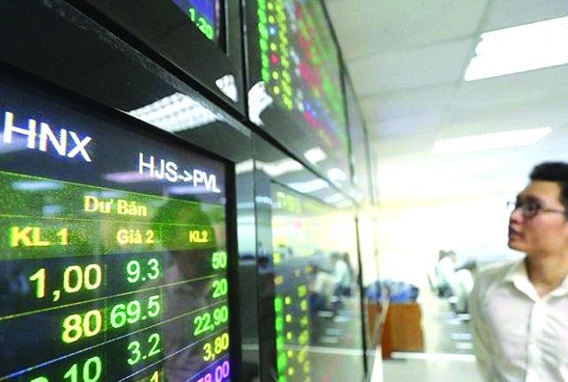 Ngân hàng đang đưa cổ phiếu lên sàn chứng khoán.