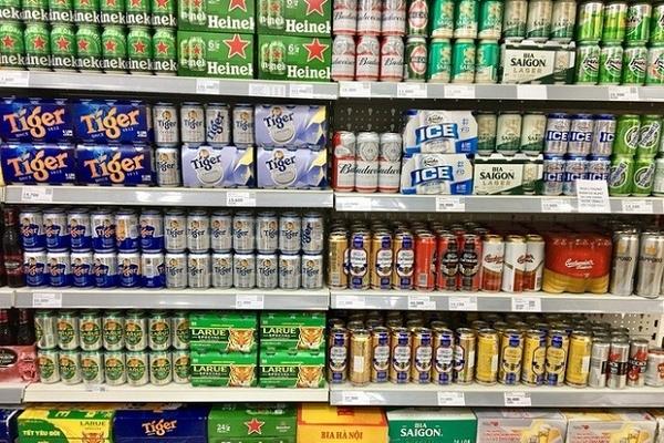 Covid-19 phơi bày điểm yếu của ngành bia rượu, thực phẩm