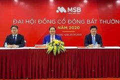 MSB thực hiện 98% kế hoạch năm sau 8 tháng