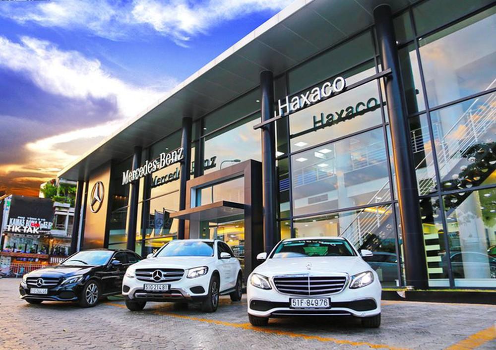 Haxaco mua bất động sản đầu tư