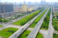 Hà Nội dự kiến huy động 5 nguồn vốn để xây dựng metro