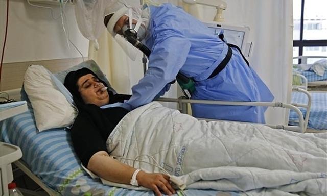 Bệnh nhân được chăm sóc tại bệnh viện ở Kfar Saba, Israel ngày 9/9. Ảnh: AFP.