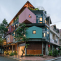 <p> Căn nhà trên diện tích 112 m2 tại TP Vũng Tàu được bố trí thông tầng trệt, 2 lầu và một tầng áp mái. Nó đã được cải tạo thành một căn hộ cho thuê.</p>