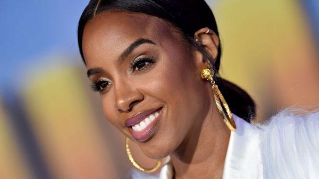 Ca sĩ Kelly Rowland phần nào giúp quảng bá Blk&Bold đến công chúng. Ảnh: Getty Images.