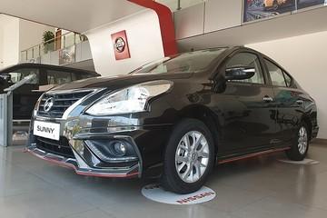 Nissan Sunny giảm 70 triệu đồng xả hàng tồn