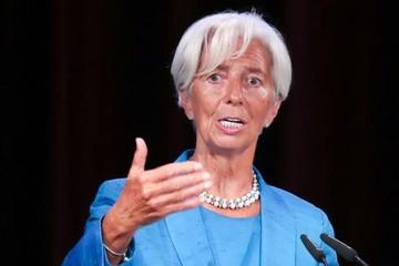 Chủ tịch ECB: Không nên ngừng quá sớm các biện pháp hỗ trợ tài chính