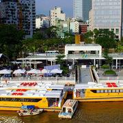 TP HCM chấp thuận chủ trương đầu tư 11 bến thủy nội địa