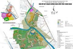 Đề xuất rà soát nhiều nội dung liên quan đến dự án Khu đô thị Đại An, tỉnh Hưng Yên