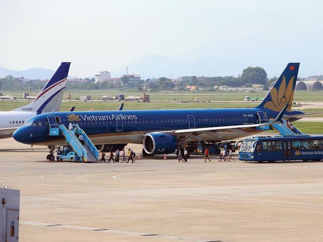 Hệ thống tài sản kết cấu hạ tầng hàng không tại 22 sân bay do Nhà nước đầu tư sẽ được giao cho ACV quản lý. Ảnh: Đức Thanh.