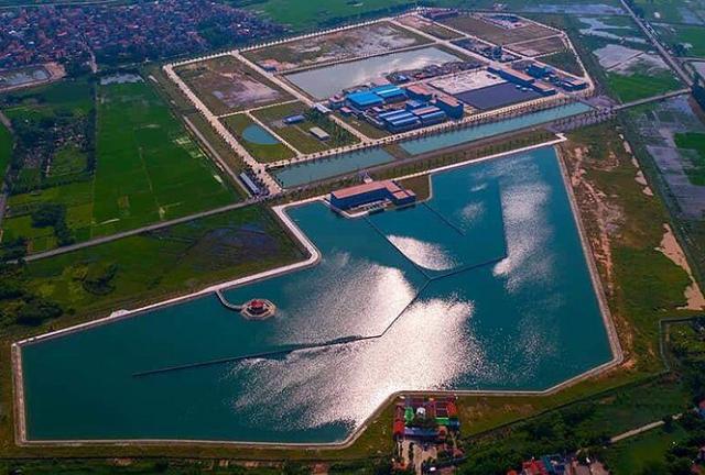 Đề nghị cung cấp hồ sơ Nhà máy Nước Sông Đuống