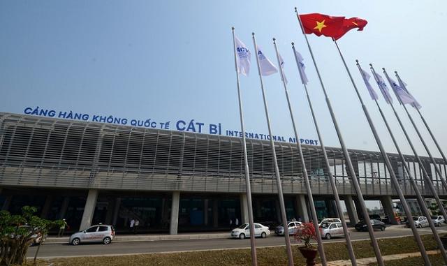 Cảng hàng không quốc tế Cát Bi.
