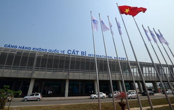 Hải Phòng rà soát tiến độ 6 dự án tại cảng hàng không Cát Bi