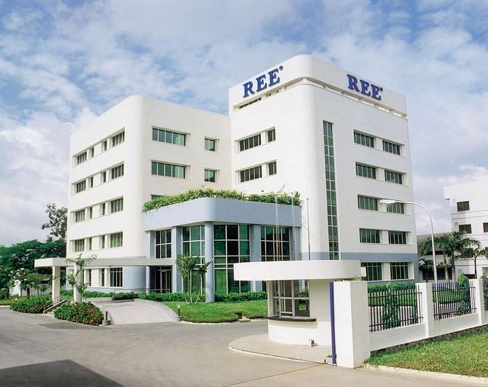 REE chuyển quyền sở hữu cổ phiếu mảng nước, điện, bất động sản sang 3 công ty con