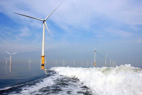 Tập đoàn Anh muốn đầu tư dự án điện gió 12 tỷ USD ở Bình Thuận