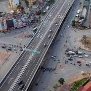 Hà Nội khởi công xây hầm chui Lê Văn Lương - Vành đai 3