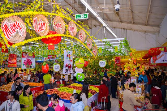 Hà Nội bố trí 28 điểm hỗ trợ tỉnh, thành tiêu thụ hàng Tết