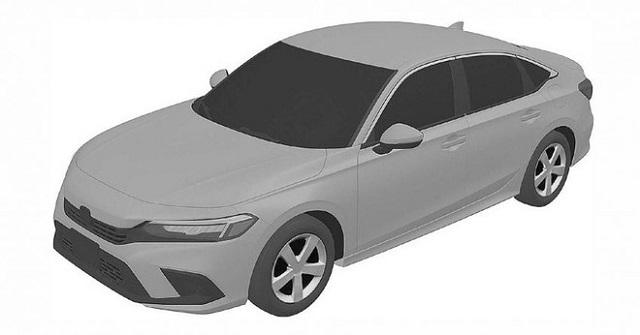 Lộ diện Honda Civic hoàn toàn mới