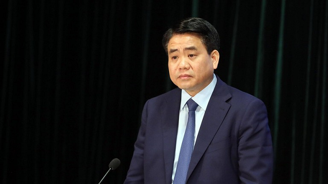 Bộ Công an: Chưa thay đổi biện pháp ngăn chặn đối với ông Nguyễn Đức Chung