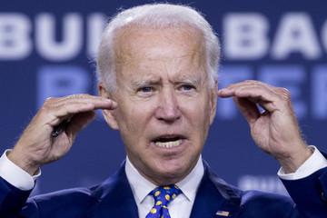 Những tỷ phú nào đang rót tiền cho chiến dịch tranh cử của ông Joe Biden?