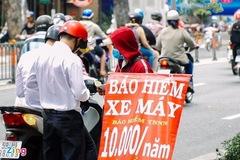 Đề xuất tăng mức bồi thường bảo hiểm xe máy