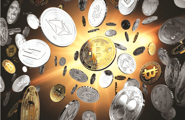 """tiền ảo hiện được coi như một dạng """"bong bóng"""" đầu tư, có khả năng đổ vỡ cao và ảnh hưởng tới sự ổn định của thị trường tài chính"""