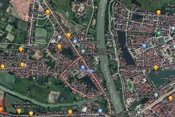 TP Bắc Giang sắp có khu đô thị 46 ha