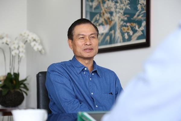 18 năm của ông Nguyễn Bá Dương tại Coteccons