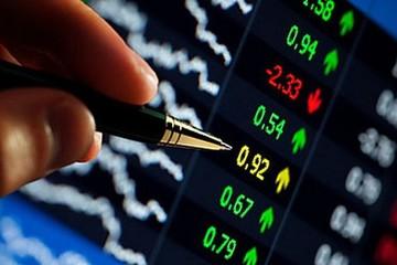 Cổ phiếu chứng khoán đồng loạt tăng, VN-Index lên gần 5 điểm